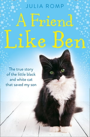 A Friend Like Ben: The true story of the little black and white cat that saved my son by Julia Romp