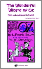 The Wonderful Wizard of Oz - Book and Audiobook in English by Lyman Frank Baum