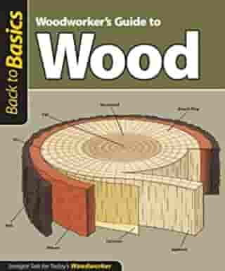 Woodworker's Guide to Wood (Back to Basics): Straight Talk for Today's Woodworker by Skills Institute Press