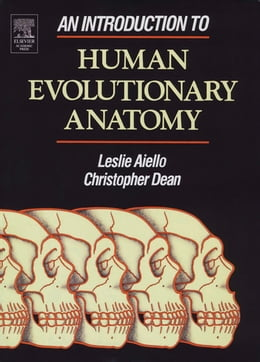 Book An Introduction to Human Evolutionary Anatomy by Leslie Aiello