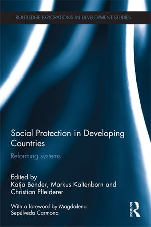 Social Protection in Developing Countries Reforming Systems