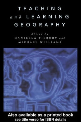 Book Teaching and Learning Geography by Tilbury, Daniella
