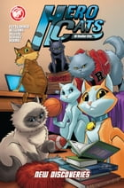 Hero Cats TPB #TPB by Kyle Puttkammer