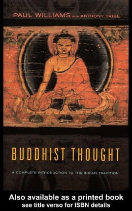 Book Buddhist Thought by Williams, Paul