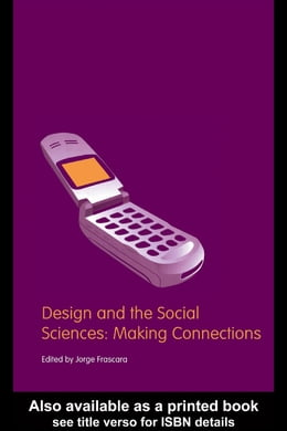 Book Design and the Social Sciences: Making Connections by Frascara, Jorge