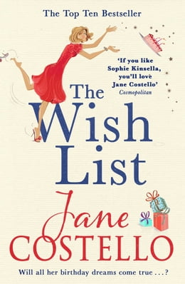 Book The Wish List by Jane Costello
