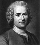 The Social Contract & Discourses: Vol. 1 - 4 in 4 (Illustrated) by Jean Jacques Rousseau