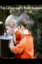 Two Lil Boys and Water Fountaine Part 2 by Johnny Buckingham