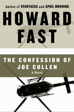Book The Confession of Joe Cullen: A Novel by Howard Fast