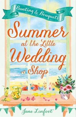 Book Summer at the Little Wedding Shop by Jane Linfoot