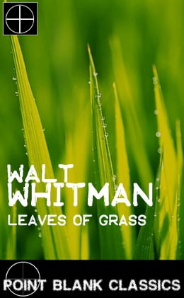 Book Leaves of Grass by Walt Whitman