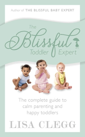 The Blissful Toddler Expert The complete guide to calm parenting and happy toddlers
