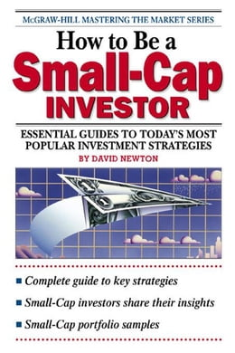 Book How to be a Small-Cap Investor by Newton, David