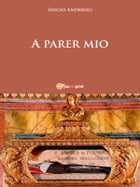 A parer mio by Sergio Andreoli