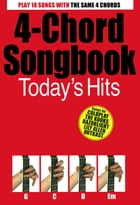 4-Chord Songbook Today's Hits by Wise Publications