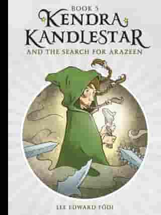 Kendra Kandlestar and the Search for Arazeen by Lee Edward Födi