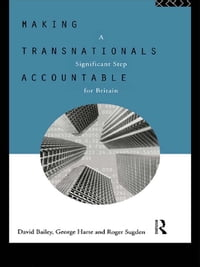 Making Transnationals Accountable: A Significant Step for Britain