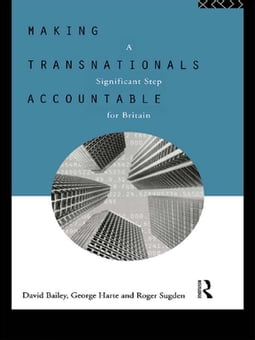 Making Transnationals Accountable
