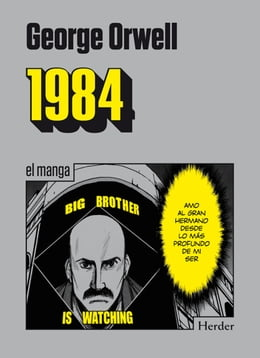Book 1984: el manga by George Orwell