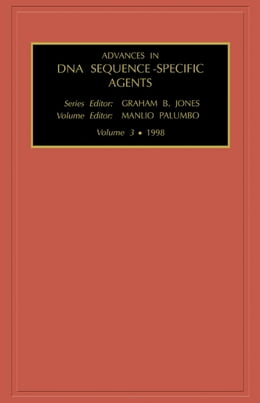 Book Advances in DNA Sequence-specific Agents by Palumbo, M.