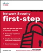 Network Security First-Step by Thomas M. Thomas