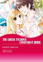 THE GREEK TYCOON'S CONVENIENT BRIDE: Harlequin Comics by Kate Hewitt