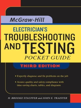 Book Electrician's Troubleshooting and Testing Pocket Guide, Third Edition by Stauffer, Brooke