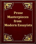 Prose Masterpieces From Modern Essayists by James Anthony Froude