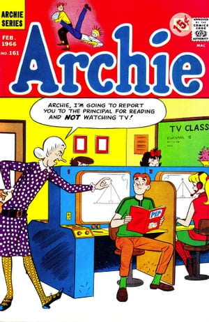 Archie #161 by Archie Superstars