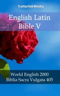 9788233919481 - Joern Andre Halseth, Rainbow Missions, TruthBeTold Ministry: English Latin Bible V - Bok