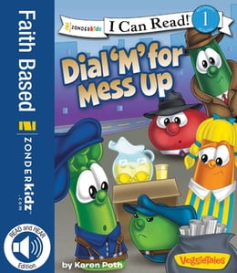Book Dial 'M' for Mess Up by Karen Poth