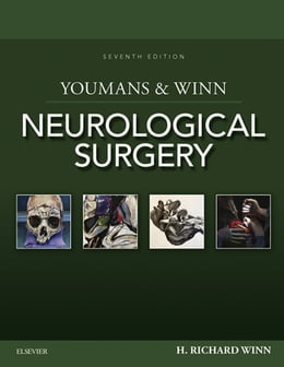 Book Youmans and Winn Neurological Surgery by H. Richard Winn