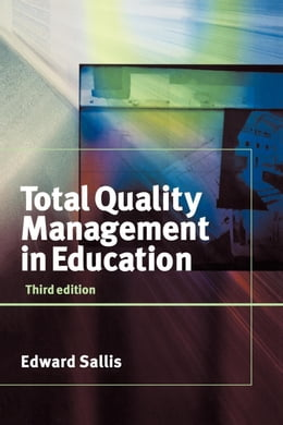 Book Total Quality Management in Education by Sallis, Edward