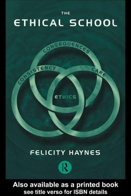Book The Ethical School by Haynes, Felicity