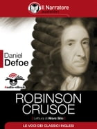 Robinson Crusoe (Audio-eBook) by Daniel Defoe
