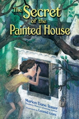 Book The Secret of the Painted House by Marion Dane Bauer