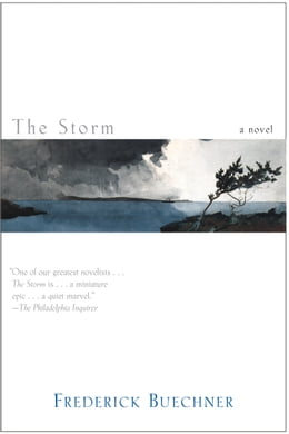 Book The Storm: A Novel by Frederick Buechner
