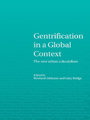 Gentrification in a Global Context
