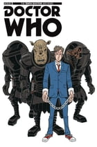 Doctor Who: The Tenth Doctor Archives #21 by Tony Lee