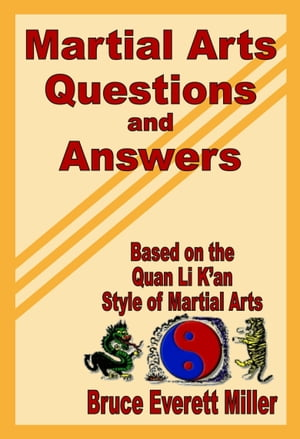 Martial Arts Questions and Answers