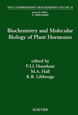 Book Biochemistry and Molecular Biology of Plant Hormones by P.J.J. Hooykaas