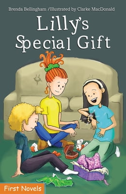 Book Lilly's Special Gift by Brenda Bellingham