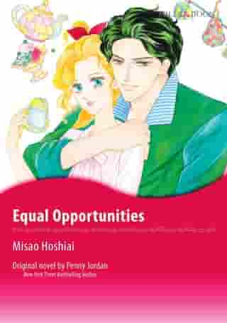 EQUAL OPPORTUNITIES: Mills&Boon