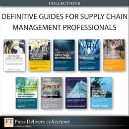 Book Definitive Guides for Supply Chain Management Professionals (Collection) by CSCMP