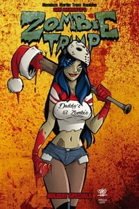 Zombie Tramp Does the Holidays #TPB