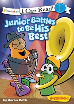 Book Junior Battles to Be His Best by Karen Poth