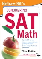 McGraw-Hill's Conquering SAT Math, Third Edition by Robert Postman