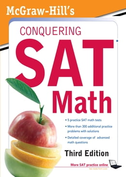 Book McGraw-Hill's Conquering SAT Math, Third Edition by Robert Postman