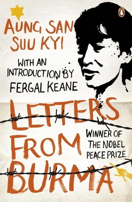 Book Letters From Burma by Aung San Suu Kyi
