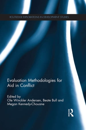 Evaluation Methodologies for Aid in Conflict